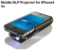 High bright DLP mini  projector for iphone