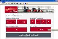 2012 Linde Forklift Parts Catalog