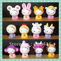 3D Cute hot-sale Cream Animals Flat back Cabochons for DIY phone