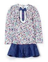 2012 autumn child baby girls clothing 100% cotton long-sleeve T-shirt print