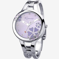 FREE SHIPPING Stainless steel bracelet KIMIO Wrist quartz watch good quality 6 color 10pcs/lot.K425L,hot sale