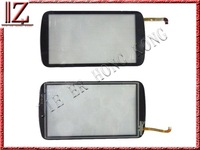 touch screen digitizer for Alcatel OT818 New and original MOQ 30pic//lot Transported to reach 3-7day