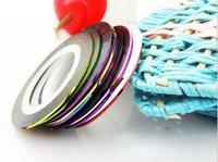 fashion NAIL ART STRIP TAPE Self-adhesive Tape