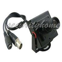 Hi Resolution HD 600TVL CMOS 16mm MTV Lens Security Color CCTV Camera
