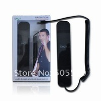 Accessory for iPhone 4 / iPad Radiation Protected Telephone in black color PG-IP092