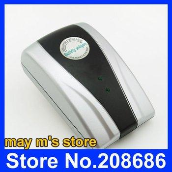 Free Shipping New Type Power Electricity Saving Box Energy Saver US Plug 90V-250V ZWQ10017