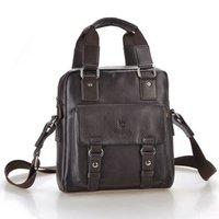 2012 New Arrival Genuine Leather Men's  Messenger Bag Shoulder Bag/Handbag+free shipping