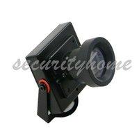 Hi Resolution 25mm Low Illumination Mini 1/3 CMOS HD 600TVL Surveillance Color CCTV Camera