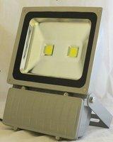 Ultra bright 2*50w COB LED floodlight,120w led project light,85v-265v,Bridgelux chip,3years warranty,2pcs/lot
