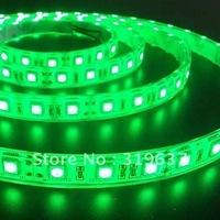 Free shipping 12W LED Stripe Lights Green Effect
