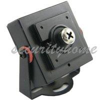 Mini HD 600TVL 1/3 CMOS 3.7mm Screw lens Surveillance Color CCTV Camera 85 Degree