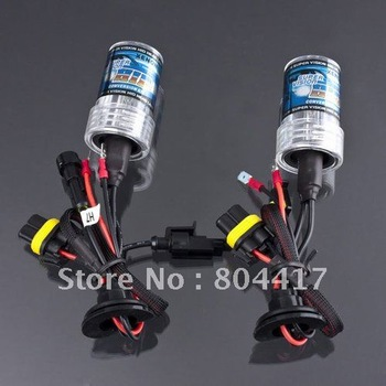 Wholesale New 2pcs White Color 2X 35W HID Xenon Car Head Light Lamp Bulbs H7 6000K 12V, Free Shipping