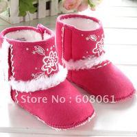 Free shiping export russian europ snow boot infant baby prwalk shoe