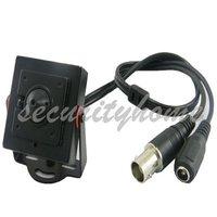 Mini HD 3.7mm Pinhole 600TVL 1/3 CMOS Surveillance Color CCTV Camera