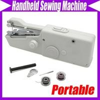 THE HANDHELD SEWING MACHINE: HANDY STITCH SUPER EASY TO USE! Portable & Cordless #3142