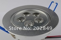5W dimmable  High Power Energy saving China LED Downlight recessed downlight.ceilt ight light