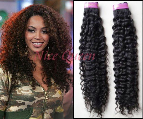 Brazilian Deep Weave Remy Hair Curly Beyonce 2012(China (Mainland))