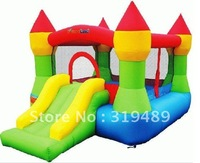 inflatable mini bouncer,yard bouncer for family use with free shipping+free CE/UL blower