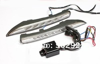 DRL daytime running light fit for Renault Koleos 2012 high quality LED light with white light, Free shipping by EMS