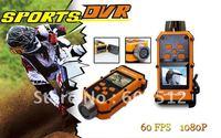 Amareballa DSP 1920*1080P 30fps HD120 Sports DVR Full HD DV Waterproof Video Camera AT50 Free Shipping
