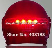 2012 the latest LED Wireless Helmet Brake Light Kit
