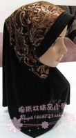 Ml0101 screen-flower horse hijab bandanas hijab multicolor