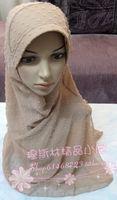 Ml401 chiffon brief bulkness hijab bandanas