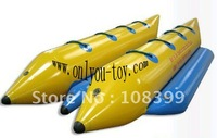 inflatable boat +banana boat for 8 persons+ free shipping !!