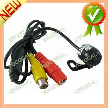 Waterproof Rear View Car High Resolution Backup Camera, Free Shipping, Mini Order 1 pcs