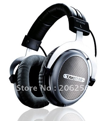 Takstar HI-2050 DJ professional monitoring headphones Hi-Fi DJ PC Professional Computer headset multimedia headphone earphone(China (Mainland))