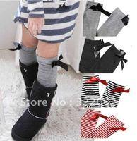 Free shipping wholesale 12 pairs/lot princess socks/High Socks/ /media corta/Knee-High