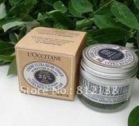 Hot! Wholesale the shea butter Ultra rich  facial cream 50ml, 6pcs/lot, free shipping