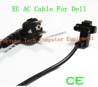 Wholesale Price EU Adapter Cable With Fuse Short Circuit Protection Free shipping