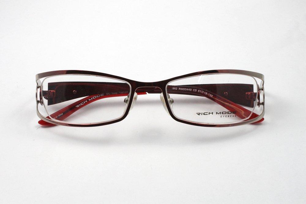 Eyeglass Frame Pieces : Pieces Of Eyeglasses