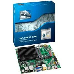Intel DN2800MT Atom N2800 Marshalltown Ultra Thin Mini-ITX Motherboard w/ On-board 8-19V DC Power Converter All-in-One mainboard(China (Mainland))