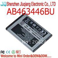 AB463446BU Battery For Samsung GT-E2530 GT-E2550 GT-E3300 GT-M2310 GT-M2710 GT-M2710C GT-M3200 GT-S3030 GT-S3030C GT-S5150