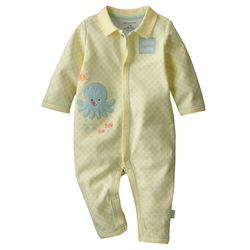 wholesale cartoon carters baby clothes/clothing overalls bodysuits jumpsuits baby romper 6129(China (Mainland))