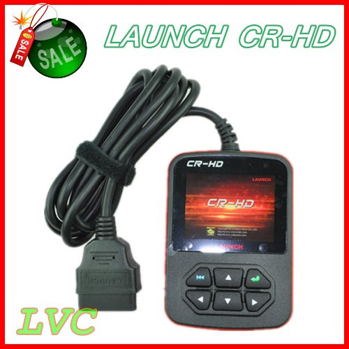 2012 code reader New product Heavy Truck Code Reader Launch CR-HD,(China (Mainland))