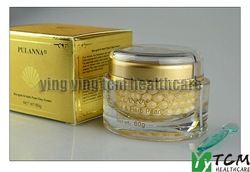 wholesaele and retail PULANNA active gold pearl day cream(China (Mainland))