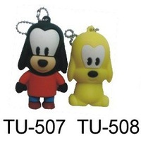 free shipping cute dog usb stick 30pcs/lot 1G 2G 4G 8G 16G