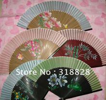 silk folding fan price