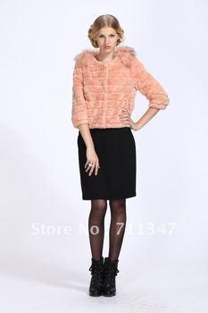 women's 2012 100% genuine KaTu Fur  coat
