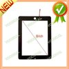 "8"" Touch Screen Glass Digitizer for Freescale A8 Apad MID Tablet PC, Free Shipping, Mini Order 1 pcs"