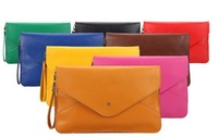 Free Shipping Hot Selling Envelope Handbag Stylish Ladies' Totes /Design Fashion Shoulder Bag Envelope Bag