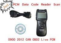D900 2012 CAN OBD2 Live PCM Data Code Reader Scanner