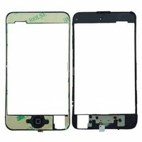 DHL Free Shipping LCD Frame Bezel Mid Chassis Assembly for iPod Touch 2 2nd Generation 100pcs/lot .