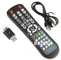 USB PC Laptop Remote Control Media Center Controller for Windows XP MCE Vista CUSBRC02