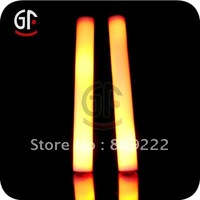 Free Shipping And Fast Delivery!Yellow Christmas Decoration Light Up Stick,CE & RoHS Approval
