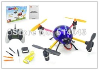 New Arrival Free Shipping RC Helicopter WLtoys 4CH with three axis gyro  RC Quadcopter UFO