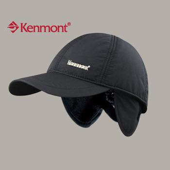 free shipping  autumn new Kenmont ear baseball cap ear protector cap winter hat km-2118